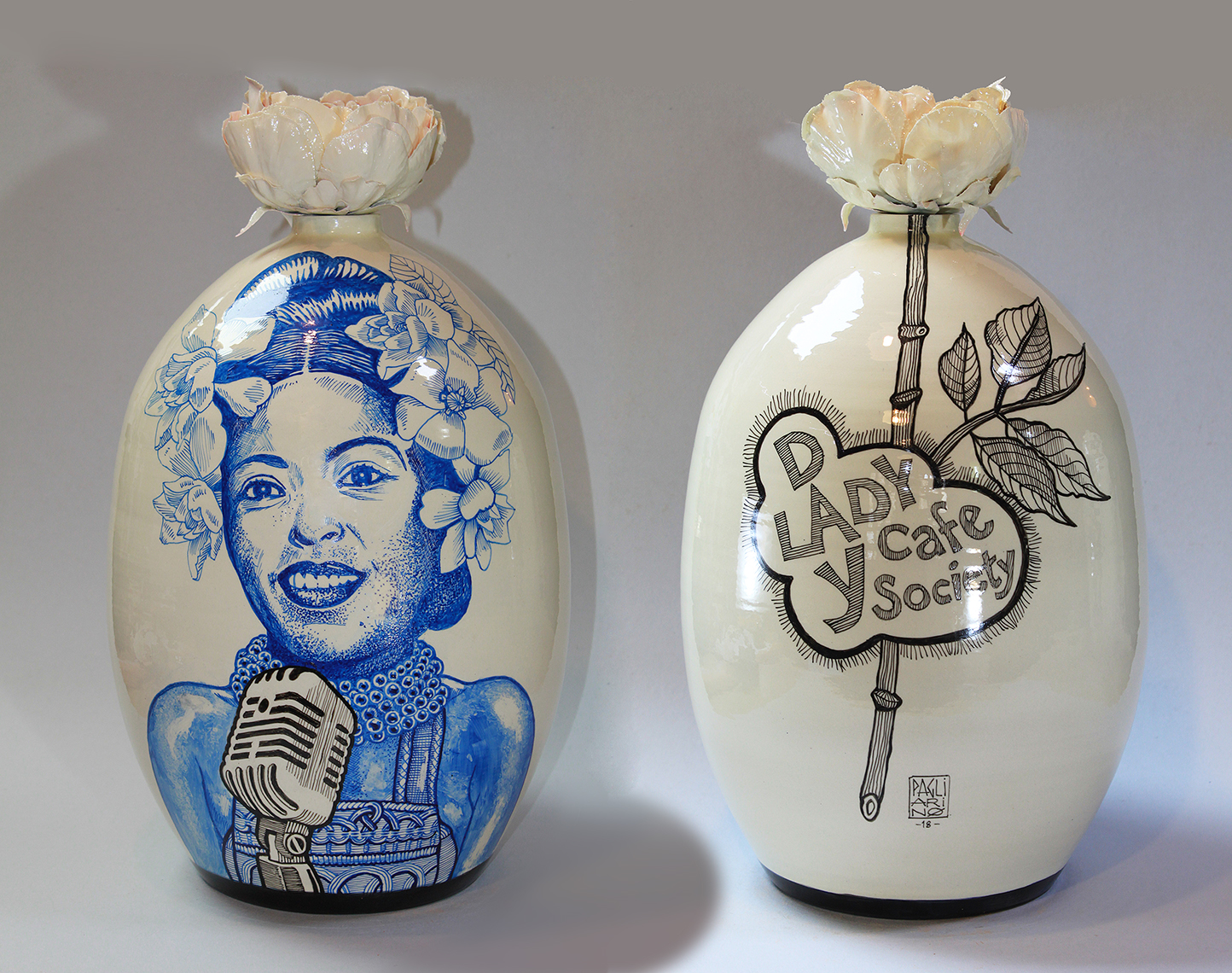 BALISE PHILADELPHIA (Billie Holiday) USA