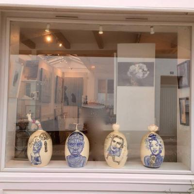 Galerie Sophie Le Mée, Ile de Ré