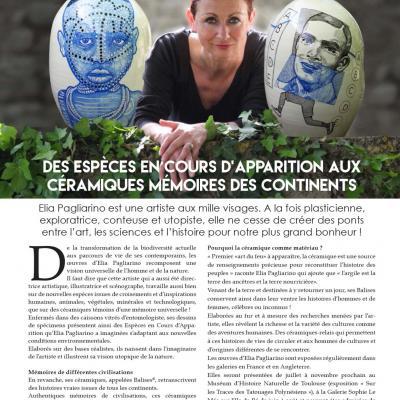 Magazine Maison & Jardin été 2018